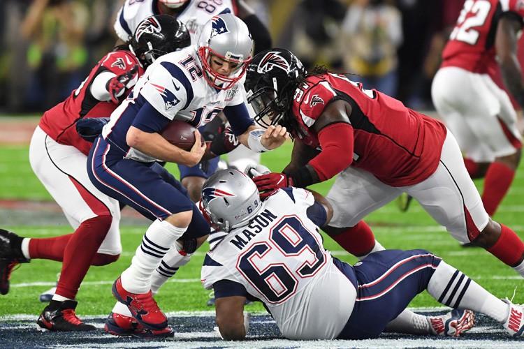 Super Bowl LI : relisez le clavardage du mantch entre les... (PHOTO REUTERS)