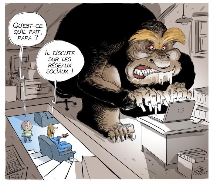 Caricature du 5 février | 5 février 2017