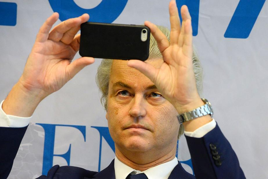 Le programme anti-islam, anti-immigration et anti-système du député... (Photo Roberto Pfeil, archives AFP)
