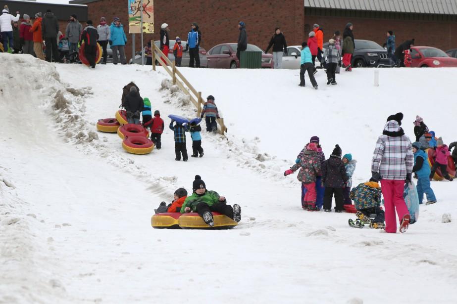 Les Plaisirs d'hiver de Cowansville ont attiré plus de 1500... | 2017-02-06 00:00:00.000