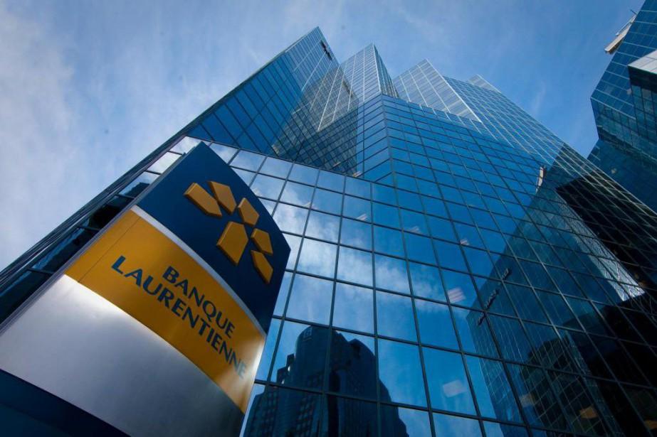 Les cinq hauts dirigeants de la Banque Laurentienne... (Photo André Pichette, Archives La Presse)