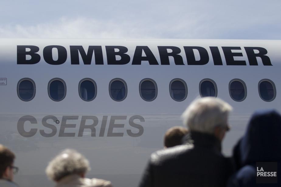 En décembre 2015, Bombardier avait demandé à Ottawa... (PHOTO IVANOH DEMERS, ARCHIVES LA PRESSE)
