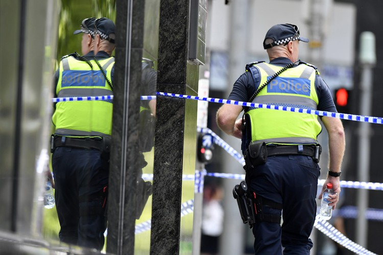 La police australienne avait rapporté que l'homme qui... (ARCHIVES AP)
