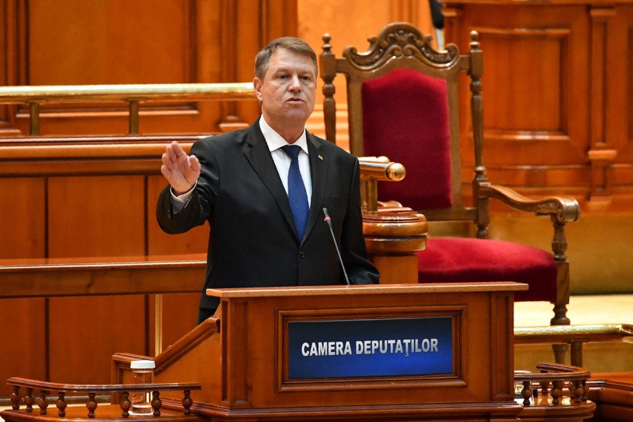 Le premier ministre roumain Sorin Grindeanu.... (AFP)