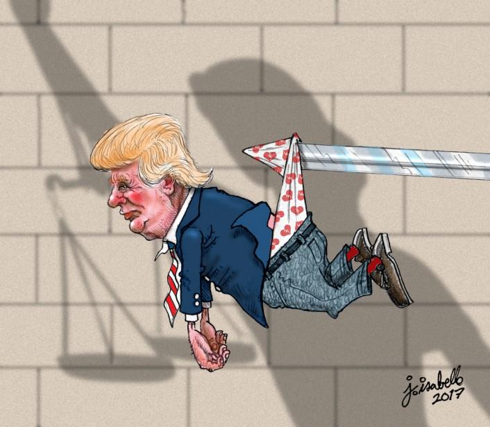 Caricature du 8 février | 8 février 2017