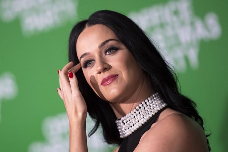 Katy Perry... (PHOTO AFP)