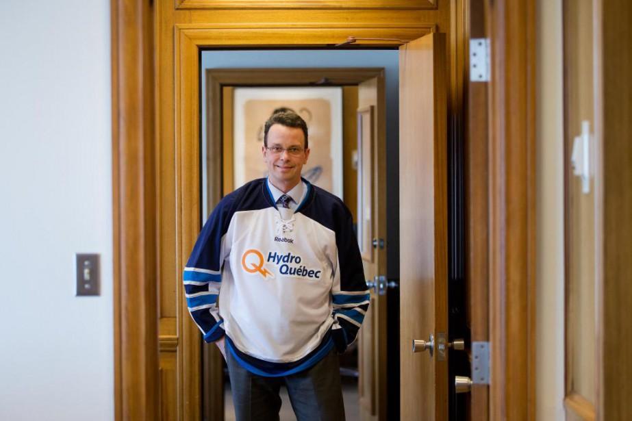 David Murray, nouveau président de la division Distribution... (Photo Martin Chamberland, La Presse)