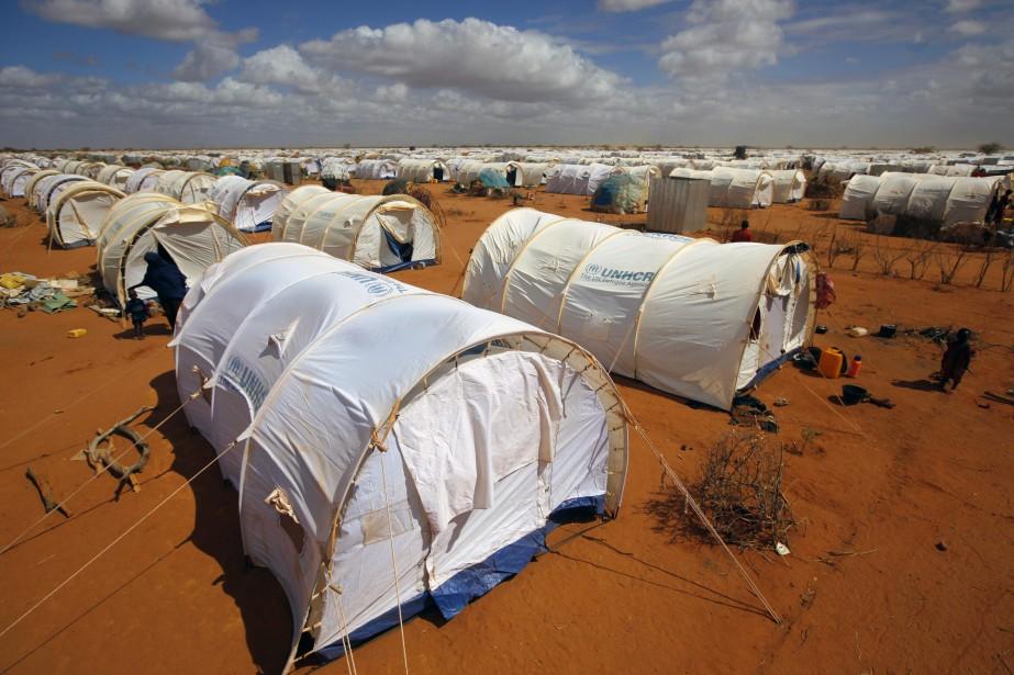 Nairobi avait pris de court les réfugiés, les... (Photo Associated Press)
