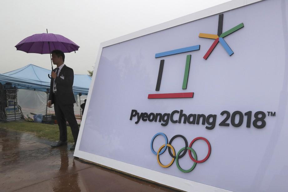 Les Jeux olympiques d'hiver de Pyeongchangauront lieu du... (Photo Lee Jin-man, archives AP)