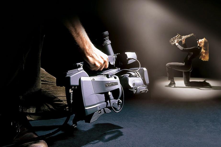 Lancée en 2002, la Viper FilmStream de l'entreprise... (PHOTO LA PRESSE CANADIENNE)