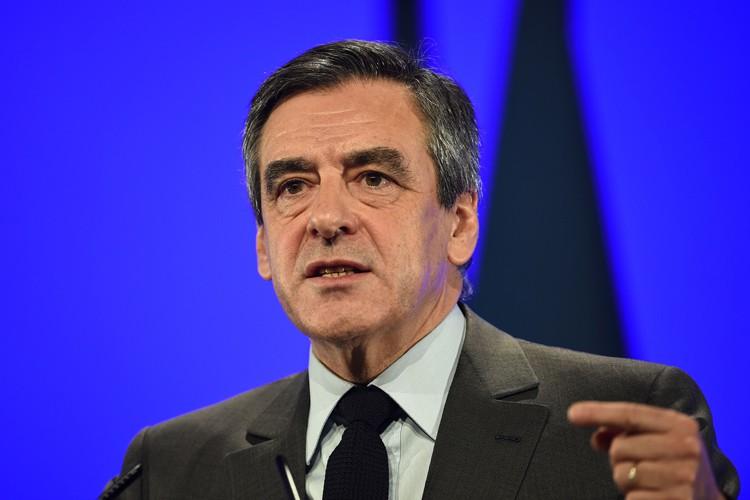 François Fillon... (Archives, AFP)
