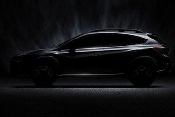 Subaru dévoilera au prochain salon de Genève la... (PHOTO fournie par subaru)