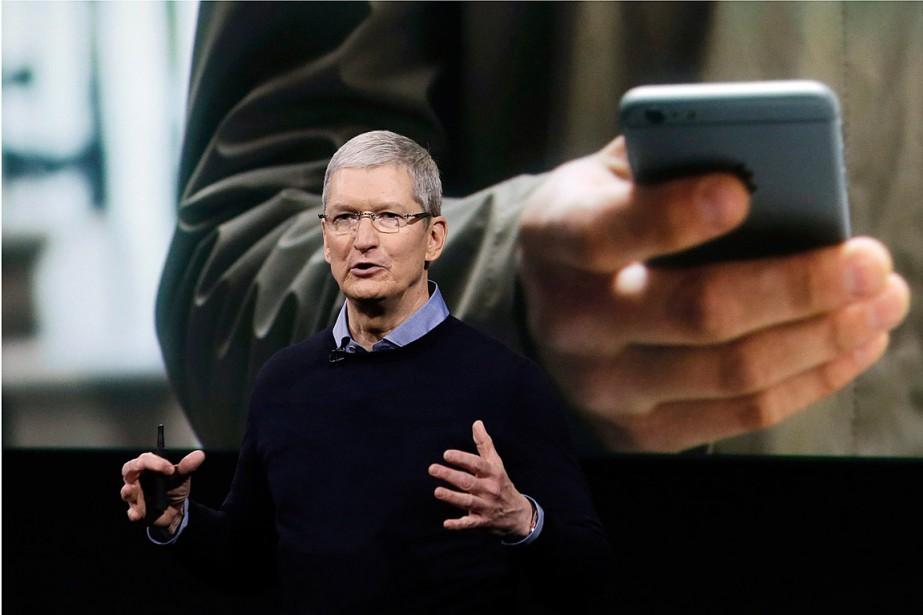 «Nous, entreprises technologiques, devons créer des outils pour... (Photo Marcio Jose Sanchez, archives AP)