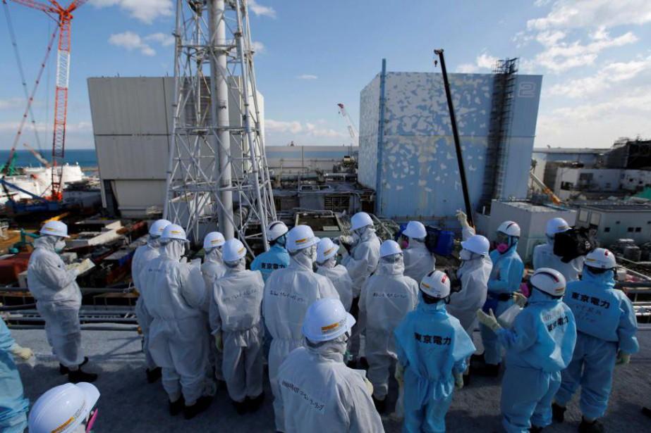 L'accident nucléaire de Fukushima, au Japon, est survenu... (Photo Toru Hanai, Archives Reuters)