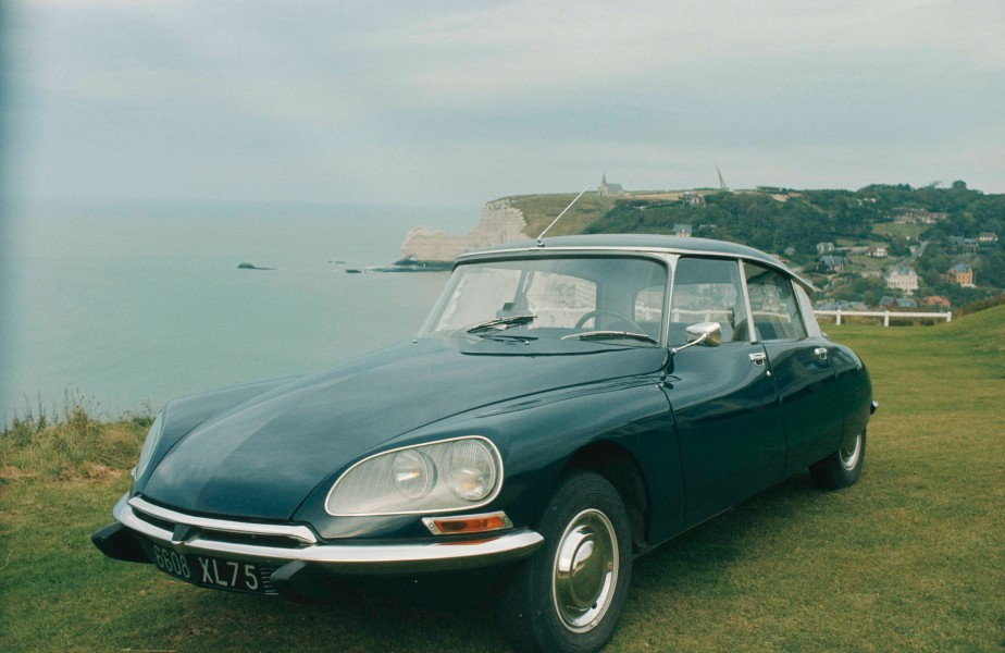 <strong>La voiture qui a marqué son enfance :</strong> la Citroën DS 21. « À Val-d'Or, mon père a eu une Citroën DS à suspension hydropneumatique. Quelle voiture incroyable et révolutionnaire ! » (Photo : Citroën)