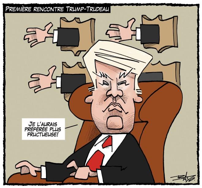 Caricature du 14 février | 13 février 2017