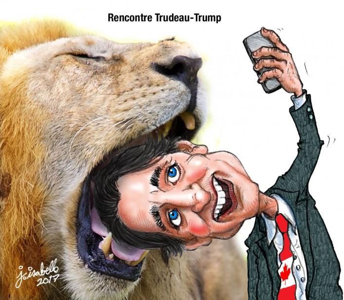 Caricature du 14 février | 14 février 2017