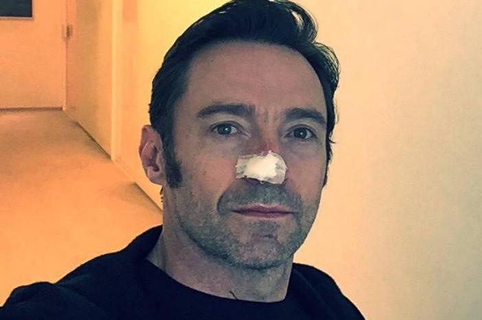Pour la sixième fois en quatre ans, l'acteur... (Photo tirée du compte Twitter de Hugh Jackman)