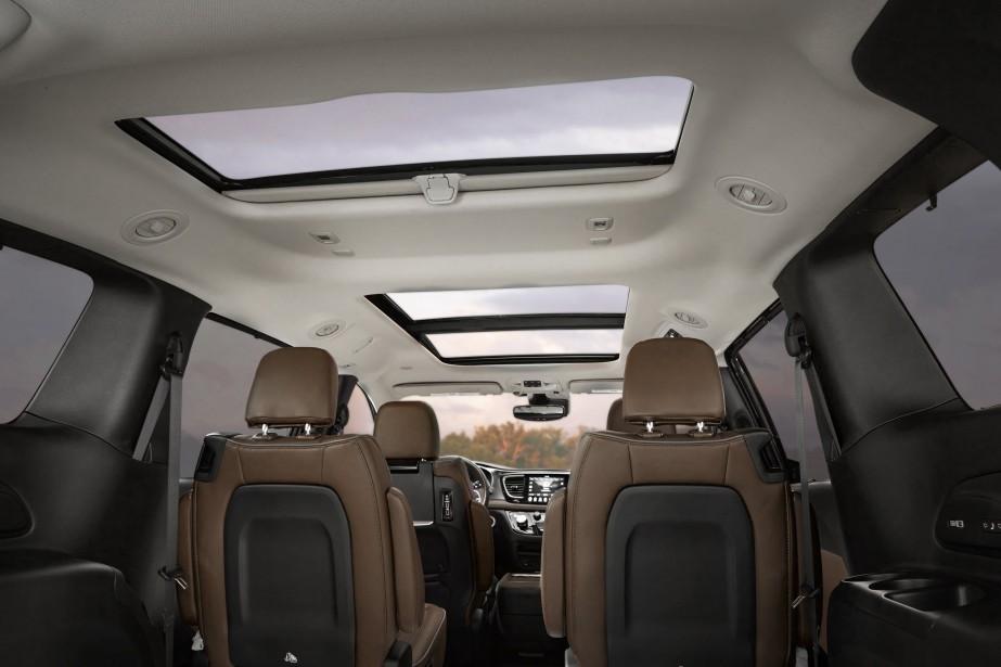 Les milléniaux voulaient un véhicule pouvant évoluer selon leurs besoins:flexible, à haute valeur technologique et responsable du point de vue de la société, dit-on chez Chrysler, qui propose la Pacifica. | 15 février 2017