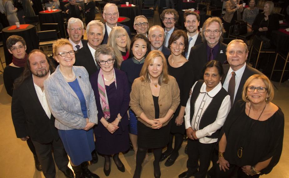 Les personnalités de l'année LeDroit/Radio-Canada | 15 février 2017