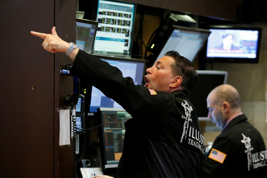 L'indice vedette de Wall Street Dow Jones Industrial... (REUTERS)