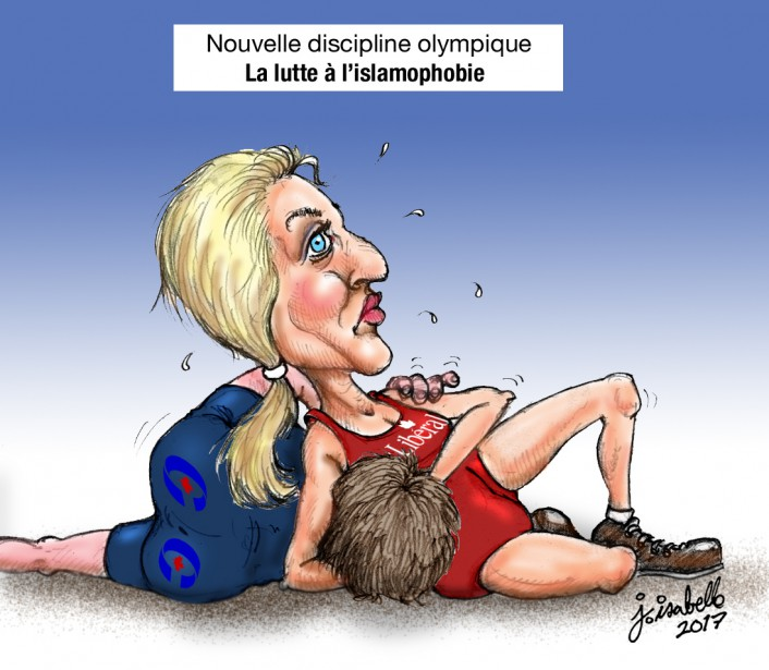 Caricature du 17 février... | 2017-02-16 00:00:00.000