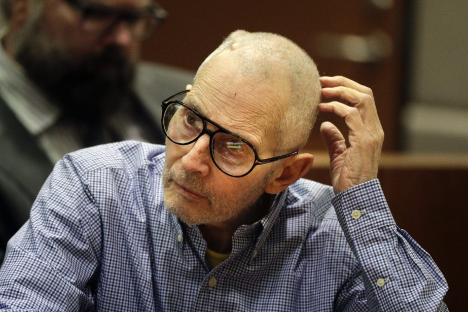 Robert Durst aurait tué Susan Berman en 2000.... (Photo archives AP)
