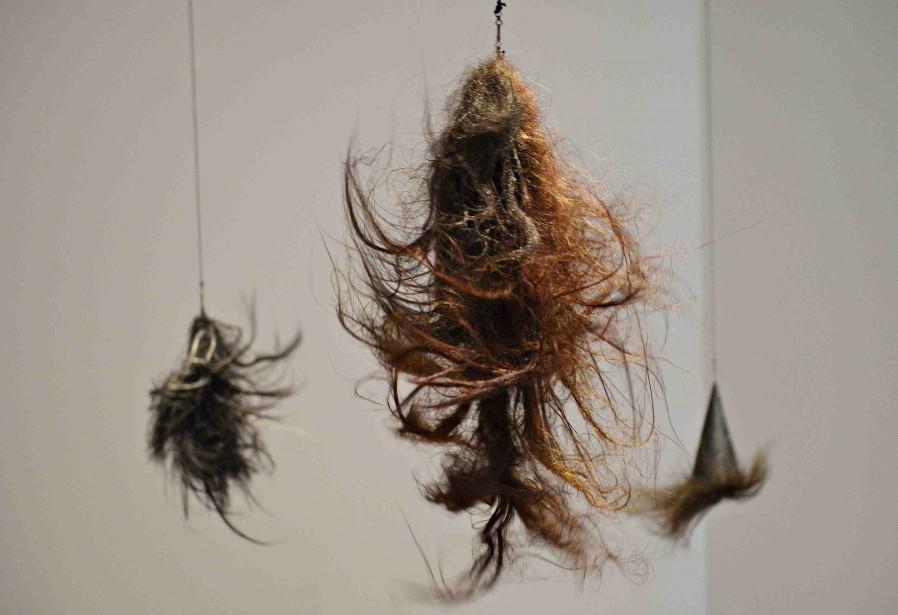 La danse du scalp  d'Annette Messager  | 16 février 2017