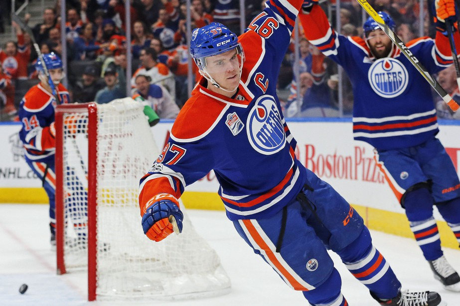 Connor McDavid... (Photo Perry Nelson, USA TODAY Sports)
