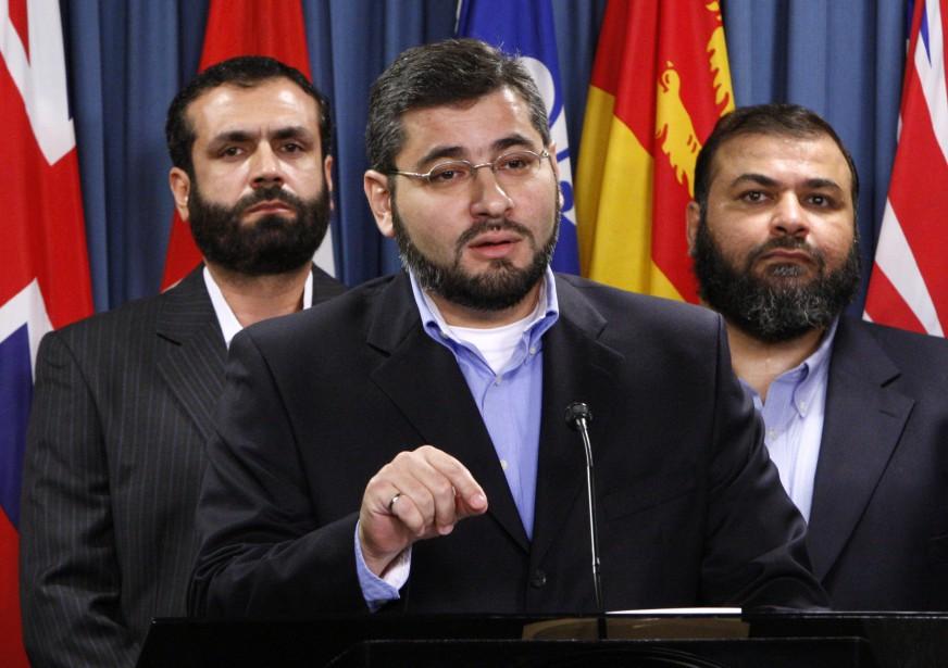 La bataille juridique d'Abdullah Almalki, Muayyed Nureddin et... (PHOTO Chris Wattie , ARCHIVES REUTERS)