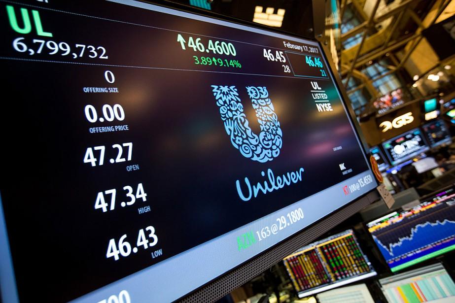 «Unilever n'investira pas dans des plateformes ou des... (Photo Michael Nagle, archives Bloomberg)