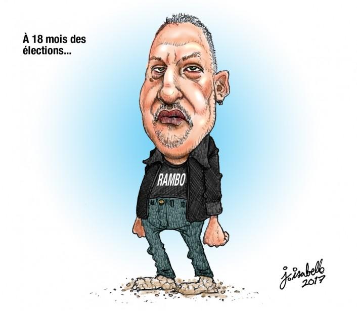 Caricature du 18 février | 20 février 2017