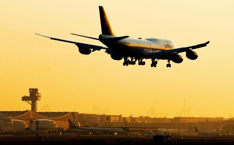 La concurrence est rude dansle secteur aérospatial.... (photoCHRISTOPH SCHMIDT, agence france-presse)