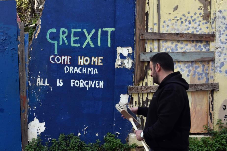 Un an et demi après la crise des... (AFP)