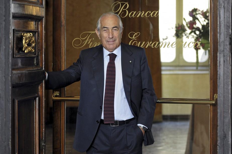 Gianpietro Nattino, patron de la banque d'affaires italienne... (PHOTO Luigi Mistrulli, REUTERS)