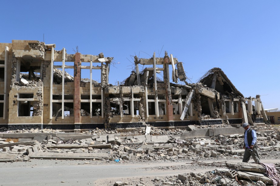 Depuis l'intervention de la coalition arabe au Yémen... (REUTERS)