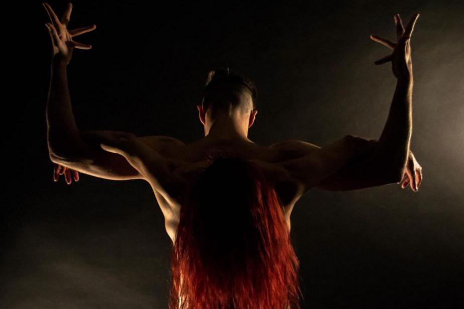 Inspiré de l'oeuvre de Leonard Cohen, le spectacle... (Photo fournie par les Ballets Jazz de Montréel)