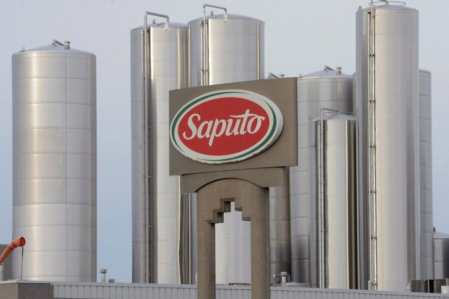 En date de mardi, Saputo - qui n'a... (Photo Ryan Remiorz, archives La Presse canadienne)
