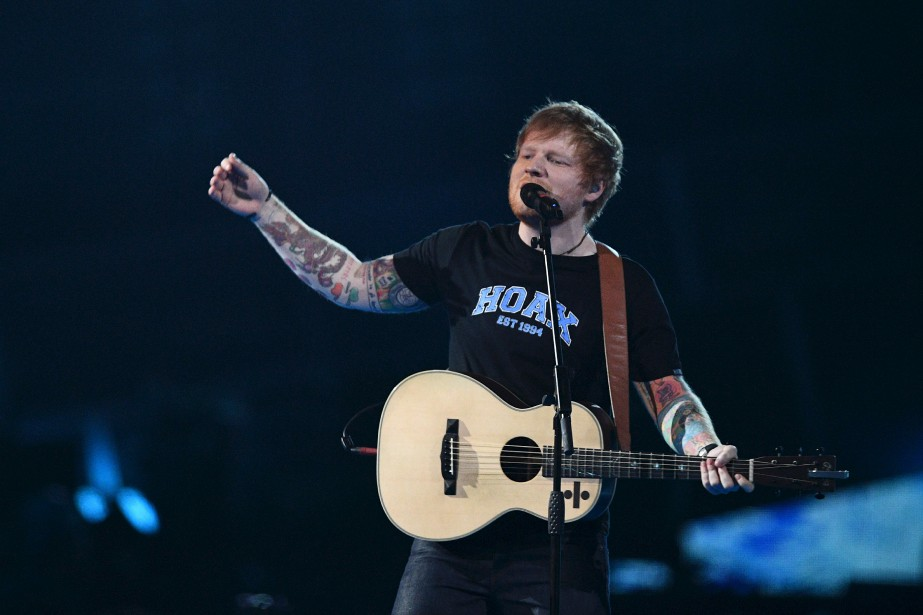 Ed Sheeran | 22 février 2017