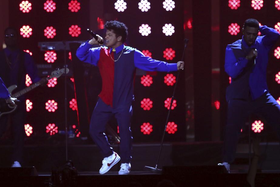 Bruno Mars | 22 février 2017