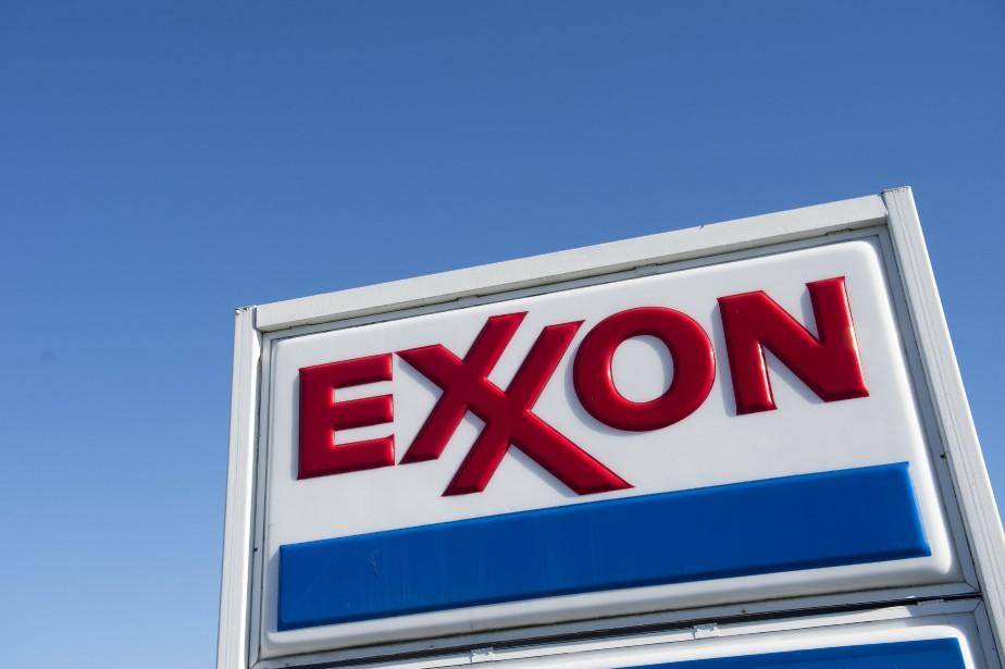 ExxonMobil avait prévenu fin octobre, en marge de... (PHOTO SAUL LOEB, ARCHIVES AFP)