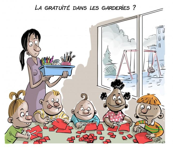 Caricature du 23 février | 23 février 2017