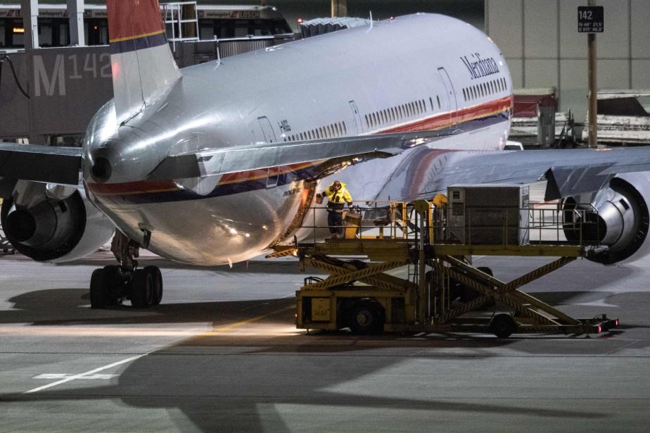 Un avion quitte Munich le 22 février avec... (AFP)