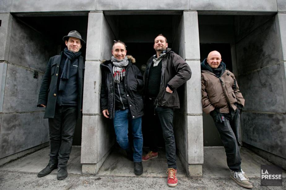 Le groupe français Tryo se produit ce soir... (PHOTO DAVID BOILY, LA PRESSE)
