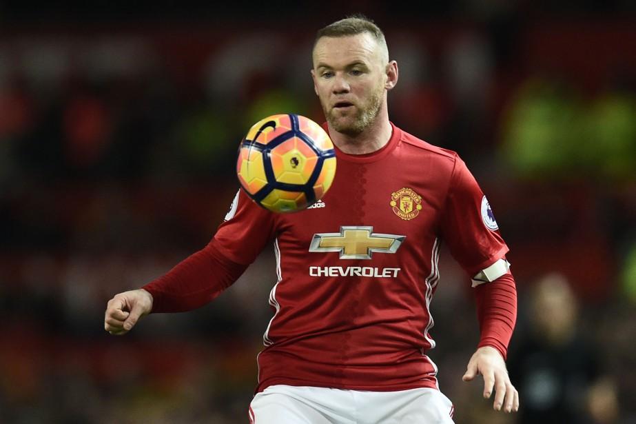 Wayne Rooney... (Photo Oli Scarff, AFP)