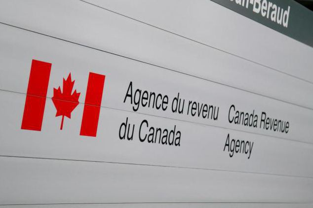 L'Agence du revenu du Canada (ARC)... (Photo David Boily, Archives La Presse)