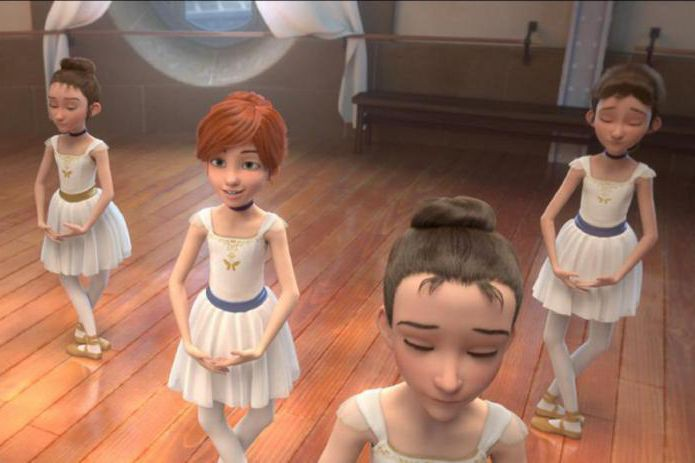 L'histoire:La jeune Félicie vit dans... (Image fournie par les Films Séville)