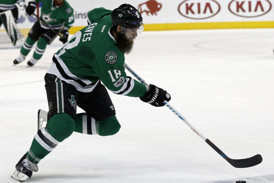 Patrick Eaves... (Photo Mike Stone, archives AP)