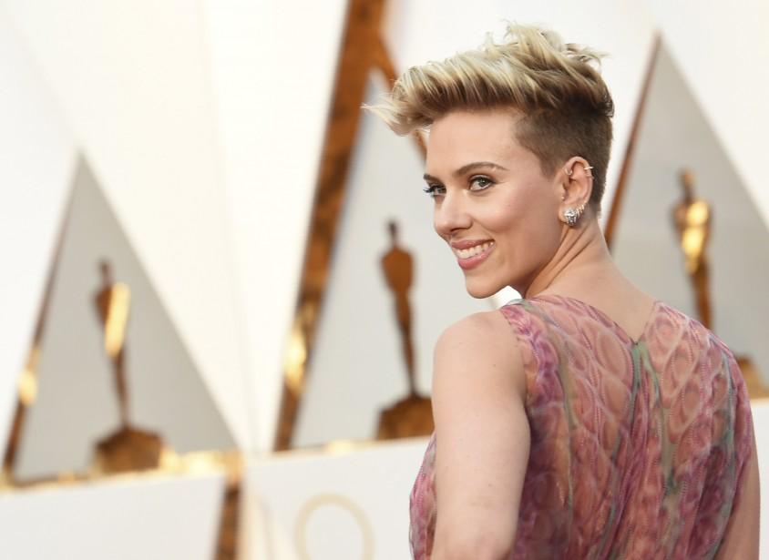 Scarlett Johansson | 26 février 2017