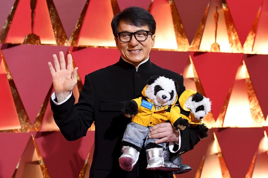 Jackie Chan | 26 février 2017